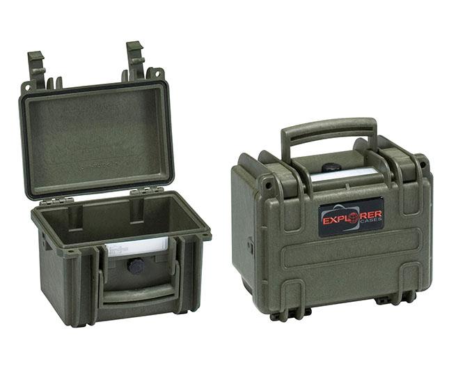5326 BE Waterproof Case, black empty