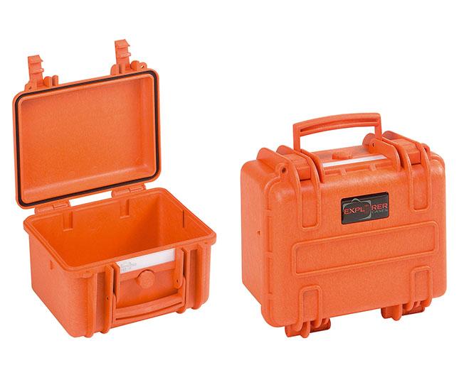 2209 BE Waterproof Case, black empty