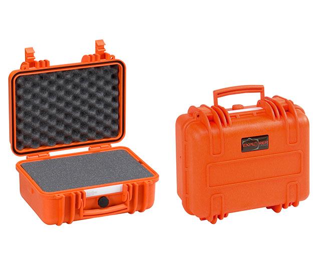 9413 D Waterproof Case, desert sand with pre-cubed foam