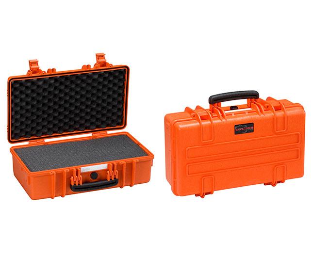 2712 GE Waterproof Case, military green empty