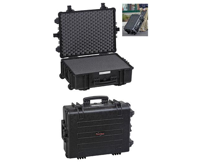 4820 OE Waterproof Case, orange empty