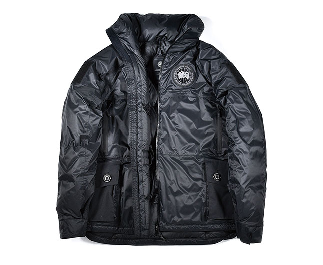 MEN'S BRIGADE JACKET, BLACK